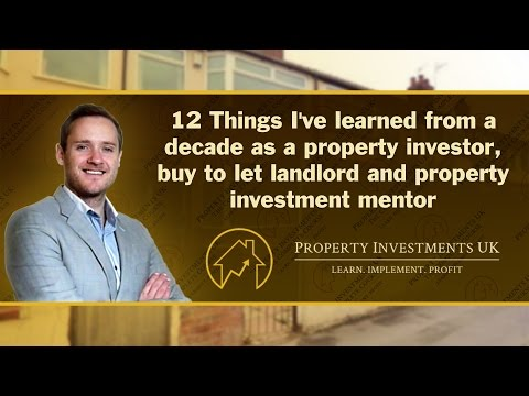 12 Things I've Learned From a Decade in Property