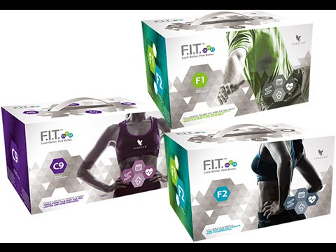 Forever F I T  from Forever Living Products Helps You Look Better & Feel Better