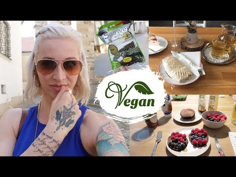 What I Eat In A Day #14 & New Tattoo | VEGAN