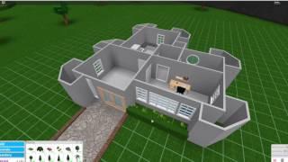Bloxburg House Ideas One Story