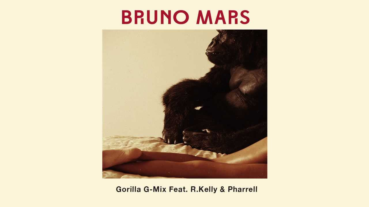 Bruno Mars - Gorilla (feat. R Kelly & Pharrell) [G-Mix]