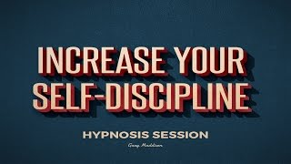 Free Hypnosis Session for Self Discipline