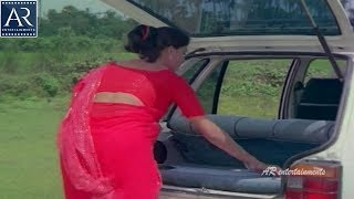 Bhanumati Gari Mogudu Movie Scenes | Sudhakar Forced Vijayashanti | AR Entertainments