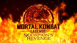 Mortal Kombat Legends: Scorpion's Revenge - Trailer Ufficiale