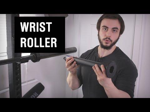 DIY Wrist Roller for Huge Forearms!
