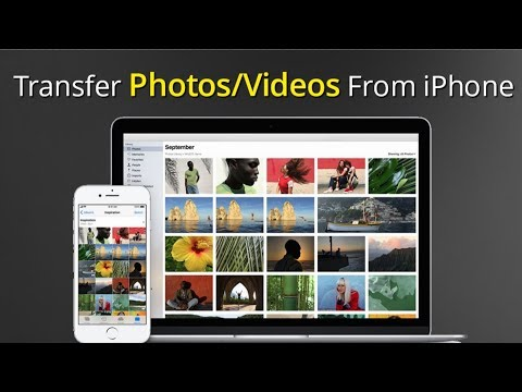 Transfer iPhone Photos/Videos to PC by MediaTrans 2018