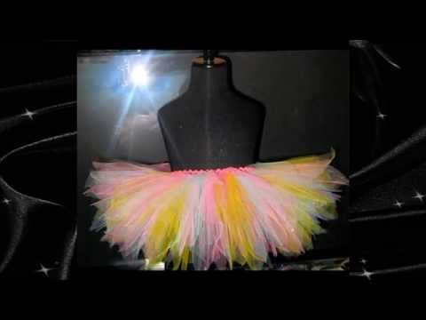How to Make Different  Cuts for Tutus