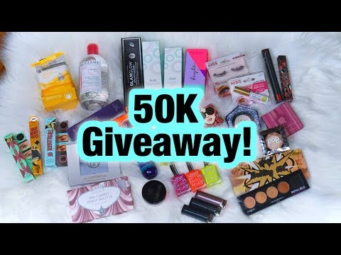 50K GIVEAWAY! + Where Have I Been?!? | FabulousBre