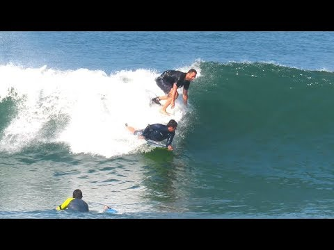 THIS ended real bad | Bali Bodyboarding POV