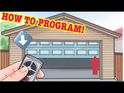 All Chevrolet Vehicles Garage Door Opener Instructions.