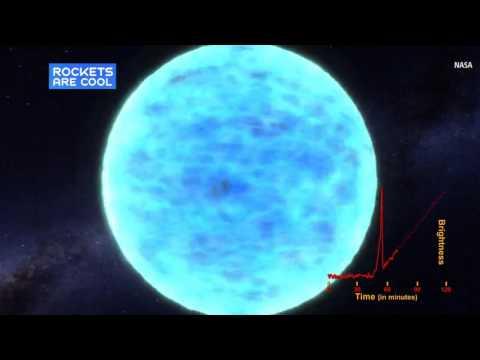 Watch a Supernova Explode Via Telescope