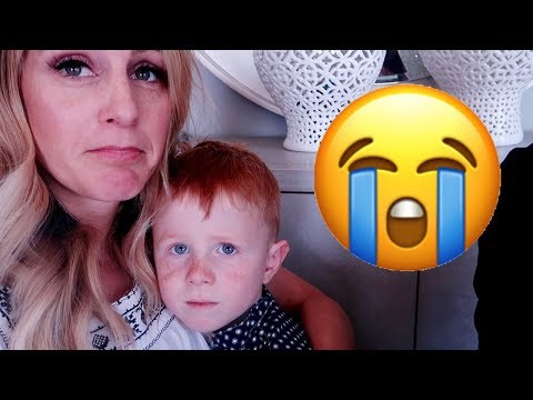 😭SAYING GOODBYE TO MOM! FIrst FAther sons Campout