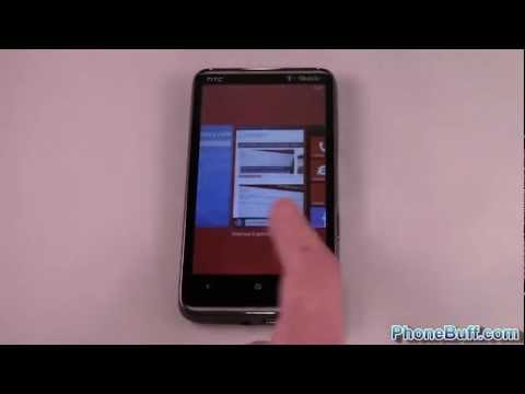 How To Close An App on Windows Phone