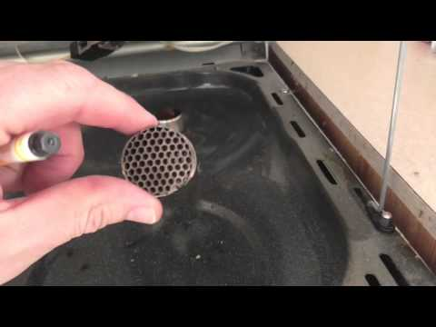 GE Oven Vent Tube Honeycomb Part- Looks Like A Catalytic Converter