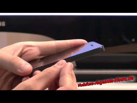 Vodafone MicroSIM Card - Apple iPhone 5