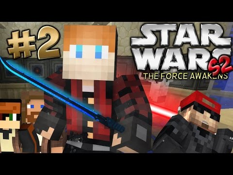 Minecraft: STAR WARS The Force Awakens - S2 EP 2 -