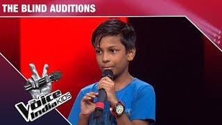 Yuvraj Verma Performs On O Rangrez | The Voice India Kids | Episode 7