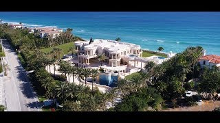 Play Vista Isle Estate - Previously $159M - 935 Hillsboro Miles -- Lifestyle Production Group