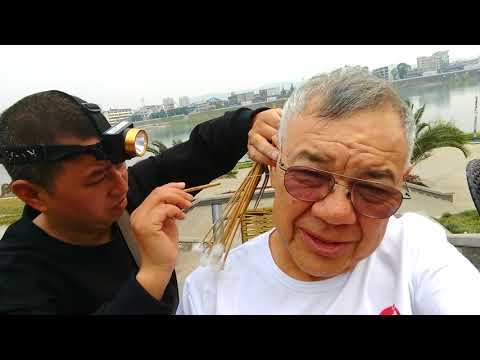 Ear Cleaning in China