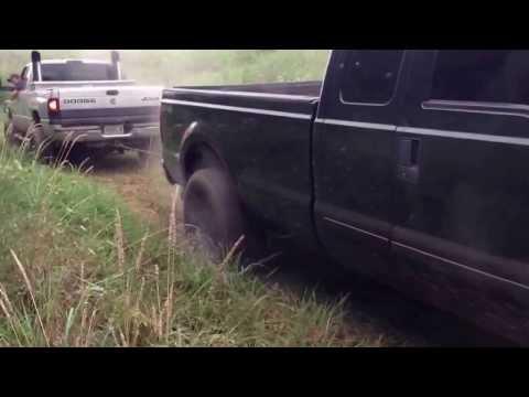 Ford gas vs. Dodge cummins!
