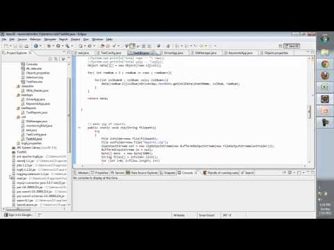 1st SELENIUM TRAINING - HYBRID TUTORIAL MODULE 1