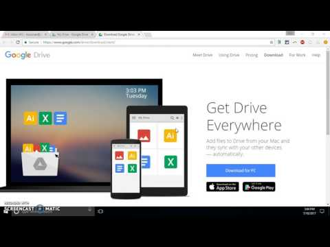 How to Add Google Drive to Your Desktop