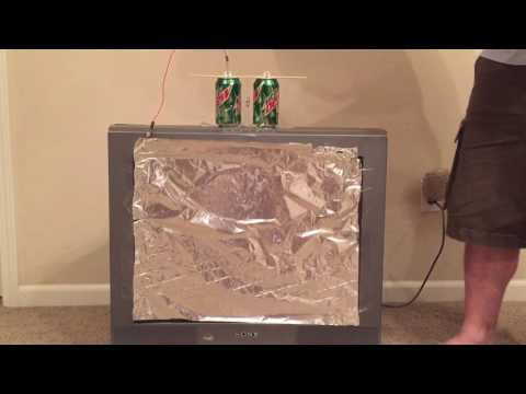 Electromagnetic Field At Home