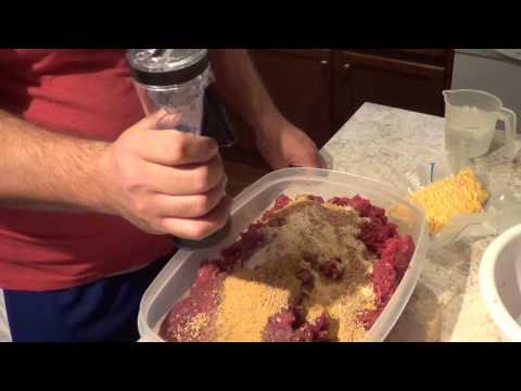 Making Venison Deer Summer Sausage