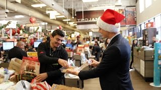 Supermarket Acts of Kindness for Christmas!