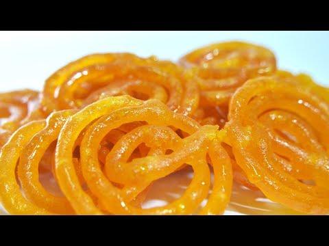Jalebi | Street Style Jilebi Recipe With 3 Ingrediants