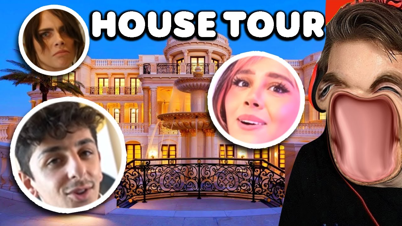 Reviewing YouTuber House Tours