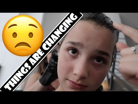 Things Are Changing 😟 (WK 385.3)   Bratayley