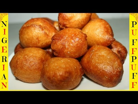 How to Make Nigerian Puff Puff (Nigerian Snack) | Puff Puff | Puff Puff Recipe | Yummieliciouz Food