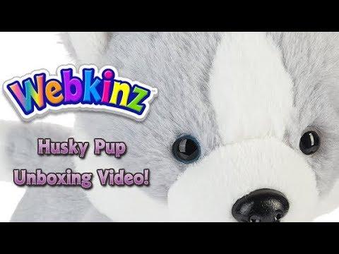 Webkinz Husky Pup Unboxing - NEW Pet June 2018!