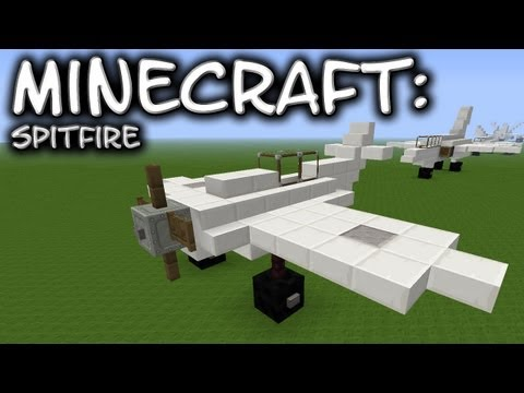 Minecraft: Spitfire Tutorial
