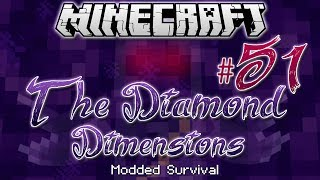 """BABY SIMBA"" | Diamond Dimensions Modded Survival #51 | Minecraft"