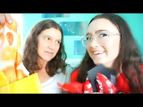 We Buy Outfits for Each Other (Mom & Daughter) Shopping Challenge 2017! Fiona Frills