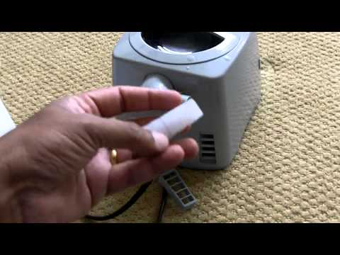 Fisher Paykel CPAP ICON  - Power Supply, Battery Use, Filter Management