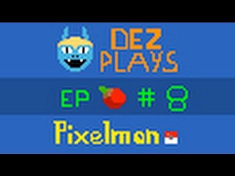Pixelmon ep8- Apricorns Aplenty