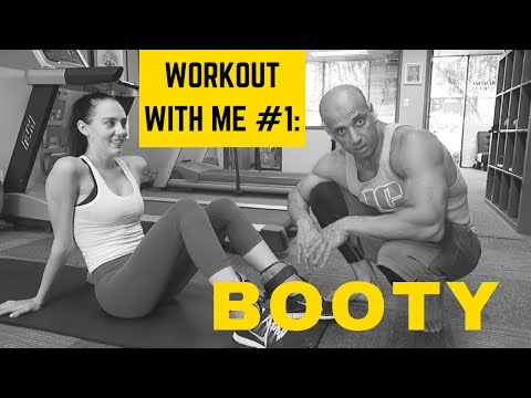 Workout With Me #1: First Day Back!! | Sydney Carlson