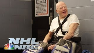Quincy Bald Eagles don't let age stop love for hockey | Hockey Day in America | NHL | NBC Sports