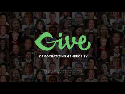 Give - Online Donations for WordPress