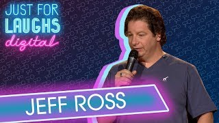 Jeffrey Ross Stand Up - 2011
