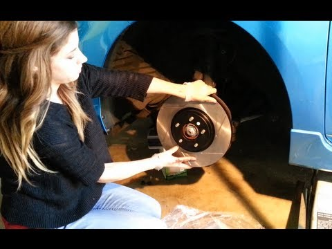 HOW TO REPLACE ROTORS & BRAKE PADS!