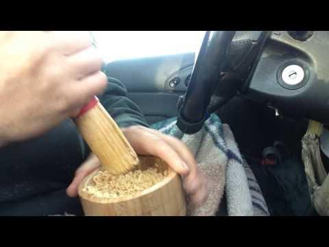 How to Make Peanut Butter / Powder & Save Money; DIY; Car Kitchen