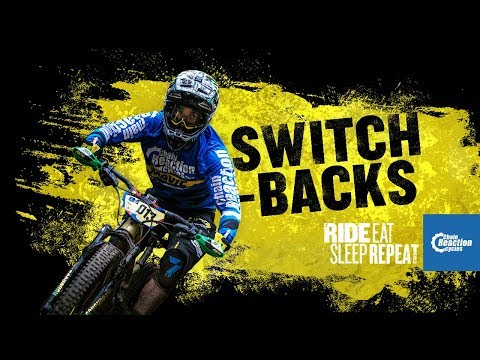 Ride switchbacks like Sam Hill