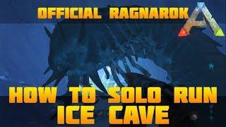 Ark Ragnarok Underwater Caves Locations