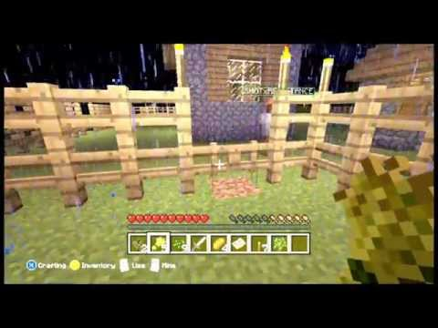 Minecraft how to breed a mooshroom cow