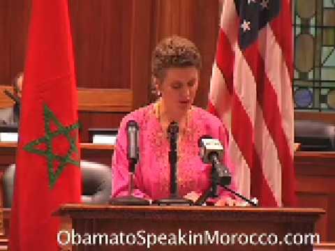 Obama to Speak in Morocco