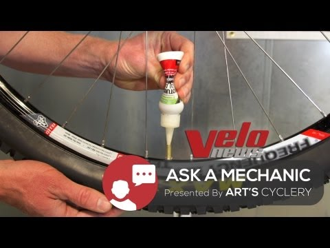 Ask a Mechanic: Installing Tubeless Tires Without a Mess
